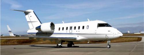 Acquisition et Financement d'un Bombardier Challenger