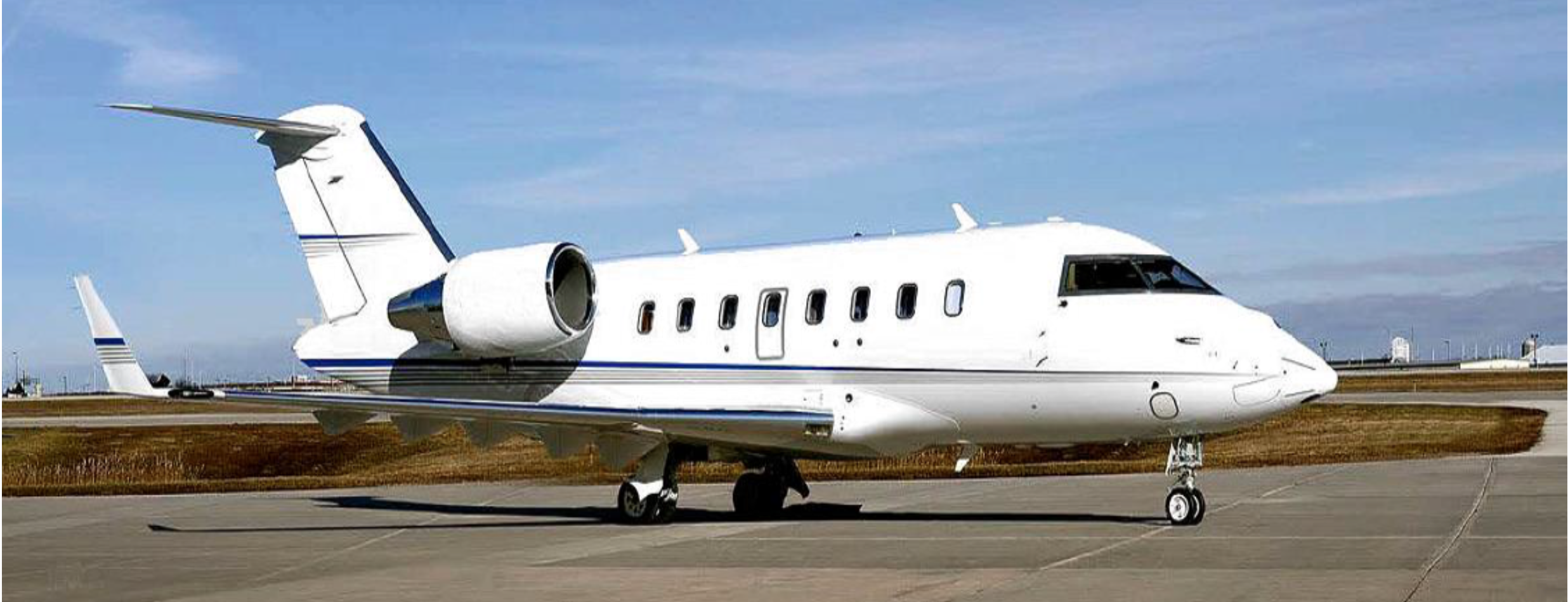 Acquisition and Financing of a Bombardier Challenger